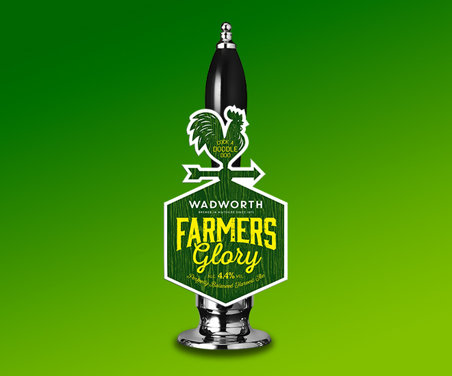 Wadworth Farmers Glory Ale