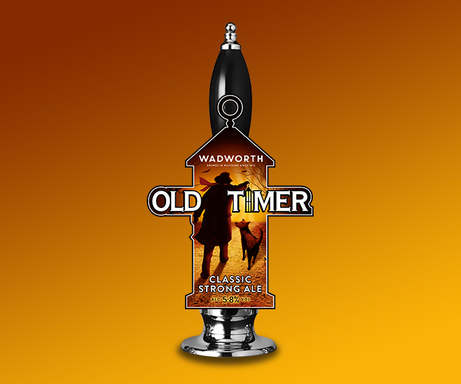 Wadworth Old Timer Classic Strong Ale